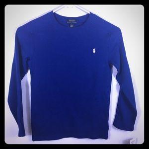 NWT Polo by Ralph Lauren Boys Long-sleeve Shirt